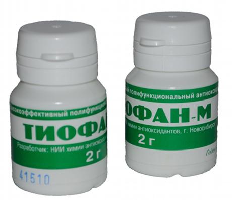 Тиофан,тиофан м применение,патент.